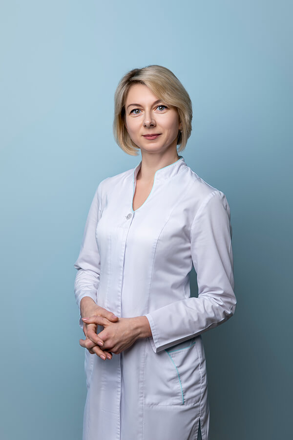 Капшук Ірина Олексіївна