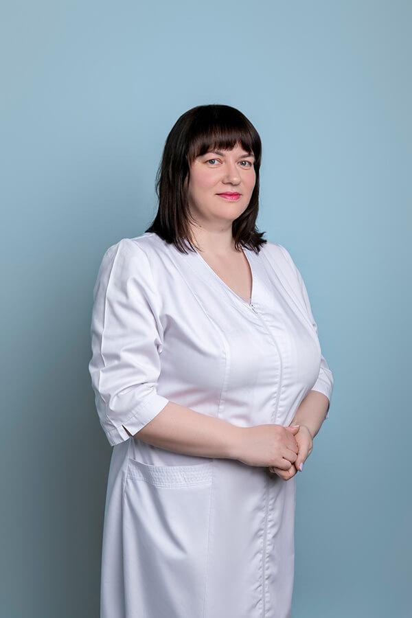 Коляденко Світлана Вікторівна